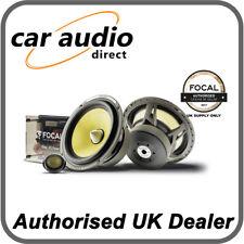 "Focal ES165K2 ELITE K2 Power 200 Watts 6.5"" 16.5cm 2 Way Component Speakers BNIB"