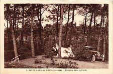 CPA Notre-Dame-de-Monts Camping dans la Foret (394183)
