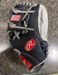 "NEW Rawlings Heart of the Hide Special USA 11.5"" Infield Glove PRO204-2USA"