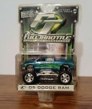 JL Full Throttle Rock Rigs 2005 Dodge Ram Lifted Blue 4x4 Show Truck Foose NIP