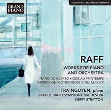 Ode Au Printemps / Piano Concerto [New CD]