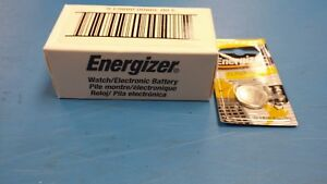 (6 PCS) ECR2032 ECR2032BP ENERGIZER BATTERY LITHIUM 3V COIN 20MM (1 BOX OF 6)