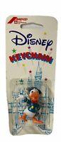 Vintage Disney Donald Duck Key Chain, Figurine, Amercep, KCD-13 New