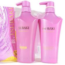Shiseido Japan Tsubaki Volume Touch Shampoo Conditioner Set (550ml/16.7oz. each)