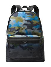 MICHAEL KORS 2019 Kent Ocean Camo Backpack LAPTOP Work Travel Bag Rucksack SALE!