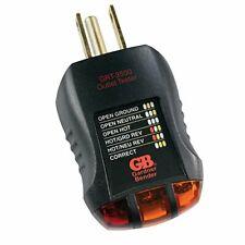 Gardner Bender Grt 3500 Outlet Receptacle Amp Circuit Analyzer Tester