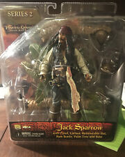 NECA Pirates Of The Caribbean Dead ManS Chest Series 2 Jack Sparrow Action...