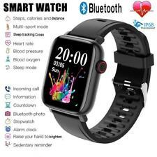 Android IOS Smartwatch Ip68 Sportuhr Armband Blutdruck Fitness Tracker