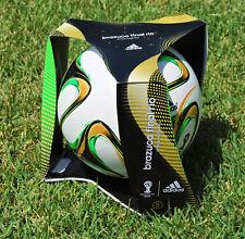 Pallone Adidas BRAZUCA Final NUOVO originale FIFA MONDIALI calcio BRASILE 2014