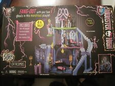 Monster High Freaky Fusion Catacombs Playset NIB