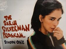 THE SARAH SILVERMAN SHOW THE COMPLETE FIRST SEASON - mip FACTORY SEALED DVD 1st