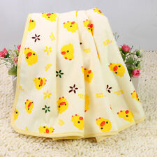 60*70 Infant Baby Home Travel Pure Cotton Diapers Mat Waterproof Change Pad 1pc