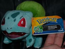 "7"" Bulbasaur # 1 Pokemon Plush Dolls Toys Authentic Official TOMY New With Tag"