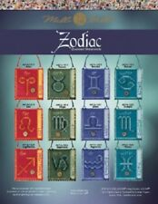 Mill Hill Zodiac Charmed Ornaments - Counted Glass Bead Kit with Treasure