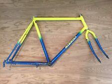 "Nishiki Ariel Mountain Series Bike Bike Frameset 22"" Yellow Fade Kuwahara '82"