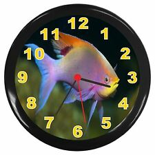 Beautiful Fish Room Decor Wall Clock