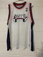 Ezekiel Skateboarding Vintage Logo Jersey Sz Medium Vtg Skate Supreme Condition