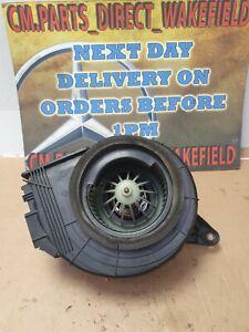 MERCEDES VITO W639 Heater Blower Motor Rear