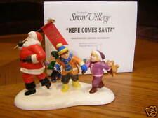 Department 56 Here Comes Santa 07744 - Dept 56  D56