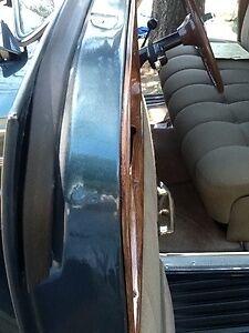 Door WeatherStrip Set for 1936-1938 Plymouth - Dodge - DeSoto - Chrysler 2-Door