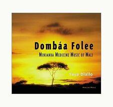 DOMBAA FOLEE: Minianka Medicine... (CD) by Yaya Diallo