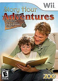 Story Hour: Adventures - Nintendo Wii 10205