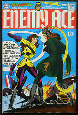 STAR SPANGLED WAR STORIES #142 VF- ENEMY ACE JOE KUBERT