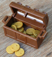 LEGO Treasure Chest Pearl Gold Coins Pirate Lord of The Rings Castle Knight NEW!