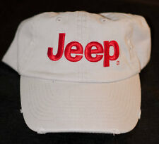 JEEP Ball Cap Distressed  FREE SHIPPING