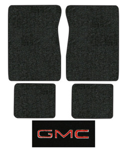 1971-1972 GMC C15/C1500 Suburban Floor Mats - 4pc - Loop