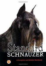 Standard Schnauzer (Rare Breed) by Dille, Barbara Hardback Book The Fast Free