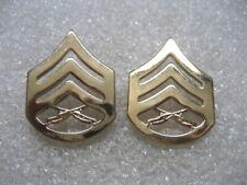 .Rank Pins US Marine Corps SGT