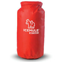 IceMule Pro Dry Pack 10 Liter Water Resistant Nylon Food Storage Pouch Dry Bag