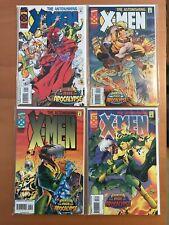 ASTONISHING X-MEN 1 - 4 Complete VF 1995 Age Apocalypse Marvel Comics