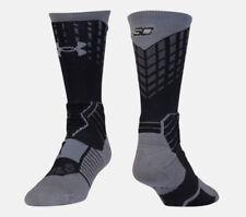 NEW Under Armour UA Basketball SC Unisex Crew Socks Medium Large