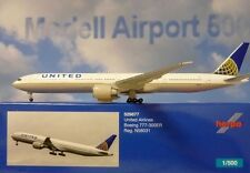 Herpa Wings 1:500 Boeing 777-300ER United Airlines N58031  529877