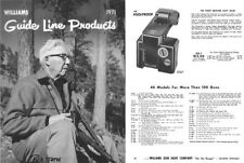 Williams 1971 Gun Sights Catalog