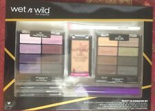 1 Wet N Wild Beauty Blockbuster Gift Set, Eyeshadow Collection Palettes