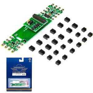 Athearn ATHG67140 Genesis DC-21 Pin Motherboard for LEDs (1) HO Scale