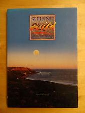 'SURFING WILD AUSTRALIA' SURF BOOK MASSIVE OVERSIZE HARDBACK SURFING WORLD 1984