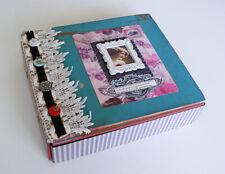 Box with Phot Album