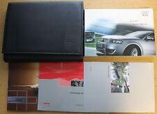 GENUINE AUDI A3 HANDBOOK OWNERS MANUAL WALLET 2003-2005 PACK 11301 !