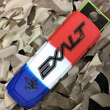New Exalt Bayonet Barrel Cover Sock Plug Condom - France Flag (Blue/White/Red)