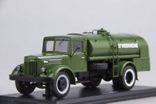 Scale model truck 1/43 Tz-200 (on the chassis Maz-200), the army