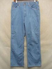 A8195 Levi's Baby Blue High Grade Jeans Men 32x27