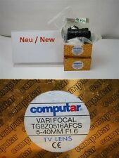 computar TG8Z0516AFCS 5-4 MM F1.6 überwachungskamera objektiv LENS
