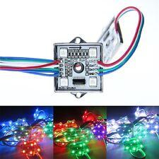 20pcs WS2801 RGB LED Pixel Module 4pcs 5050 SMD and 1pc 2801 IC Waterproof IP67