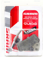 Genuine SRAM Guide/ AVID Trail Disc Brake Pads Organic Compound Alum. Backed