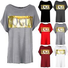 Femme Femmes Arc-en-Pandémie cœur Surdimensionné Baggy Tunique T-Shirt Mini Robes