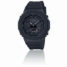 CASIO G-SHOCK GA-2100-1A1ER BLACK-OUT